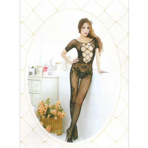 Sexy Fishnet Stocking- D008