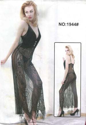 Sexy Net Full Nighty- D031