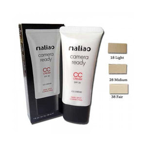 Maliao CC Cream- 3 Shades