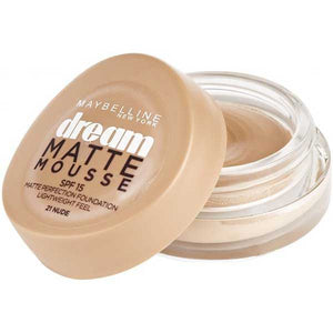 Maybelline Dream Matte Mousse Foundation- 4 Shades