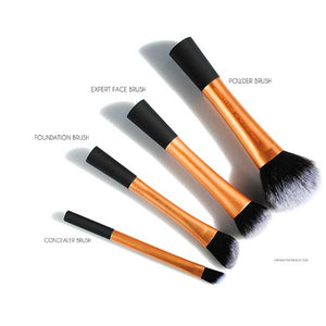 Real Techniques Pack of 4 Professional Brush