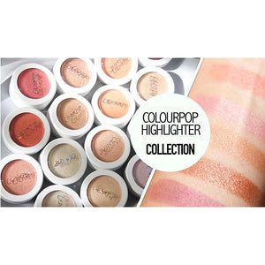 Colour Pop Highlighter- 11 Shades