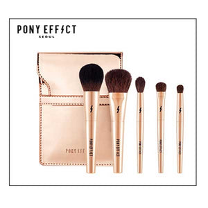Pony Effect Pack of 4 Brushes- High Quality