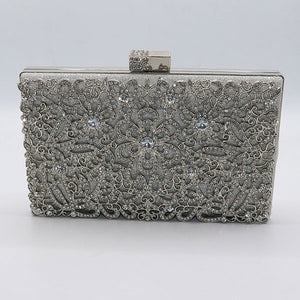 Beautiful Shining Fancy Clutch- M032