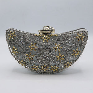 Beautiful Fancy Clutch- M039