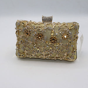 Exquisite Fancy Clutch- M040