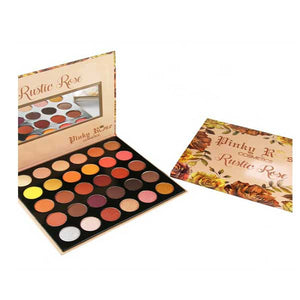 Pinky Rose Rustic Rose Eye Kit- 30 Shades