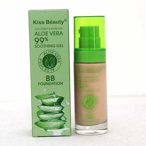 Kiss Beauty Aloe Vera BB Foundation