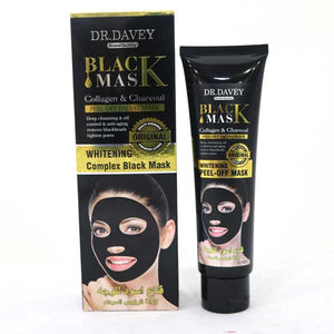 Davey Black Mask