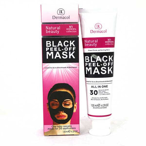 Dermacol Black Peel Off Mask