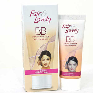 Fair & Lovely Foundation+Fairness Cream (Imported)
