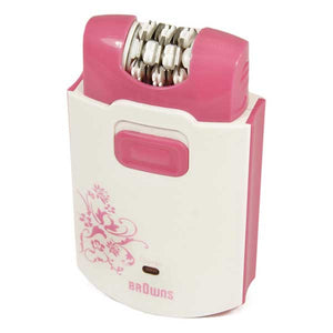Browns LuxuriousLady Hair Remover 2 in 1- BS-2219