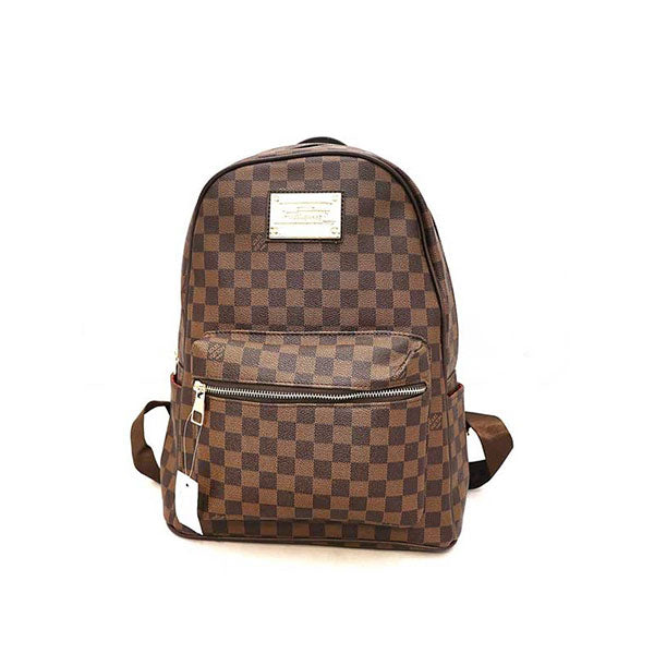 66a26a8b8901 Louis Vuitton Steel Plated Logo School Bag Louis Vuitton Steel Plated Logo  School Bag
