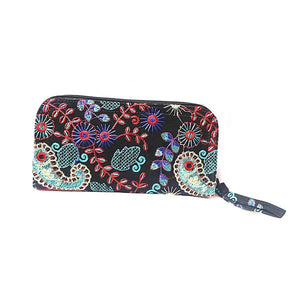 Black Beautiful Design Pouch