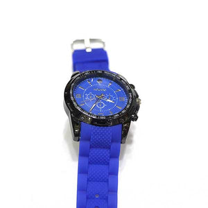 Blue Dial Sport Watch- A0015