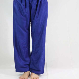 Linen Silk Casual Trouser- 001