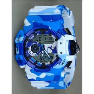 Blue Army Watch - K0016
