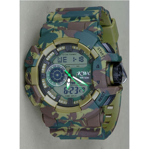 Green Army Watch - K0016