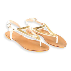 Sleek Design Sandal- M061- 2 Colors