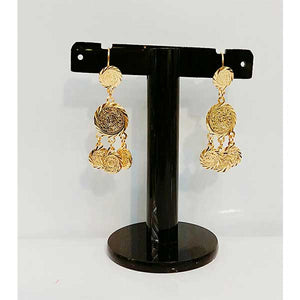 Beautiful Shape Jhumki- E014