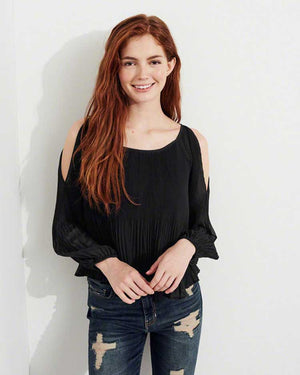 Hollister Black Top