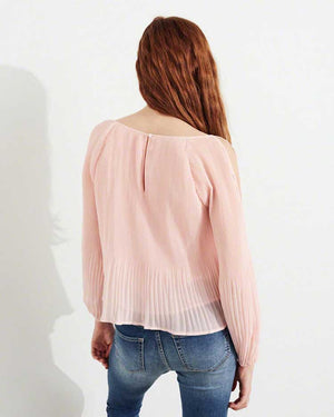 Hollister Pink Top