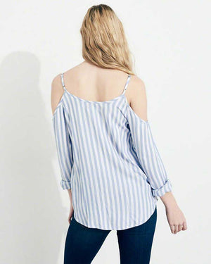 Lining Shoulder Strap Top