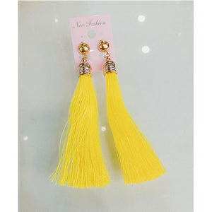 Beautiful Tassel Earings- K0111