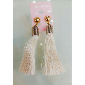 Beautiful Tassel Earing- K0112