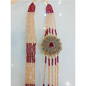 Exquisite Royal Indian Mala- K0168