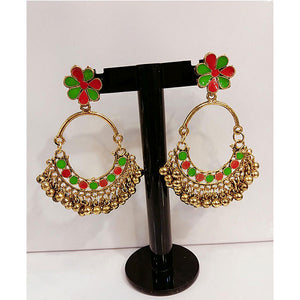 Multi Color Beautiful Jhmka- K0223