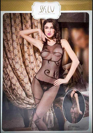Sexy Net Body Stocking- S025