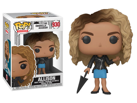 Umbrella Academy Allison std pop