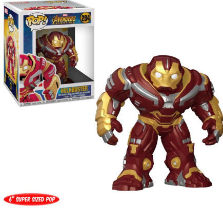 Infinity war Hulkbuster oversized pop