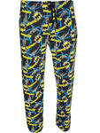 Batman print PJ bottoms L