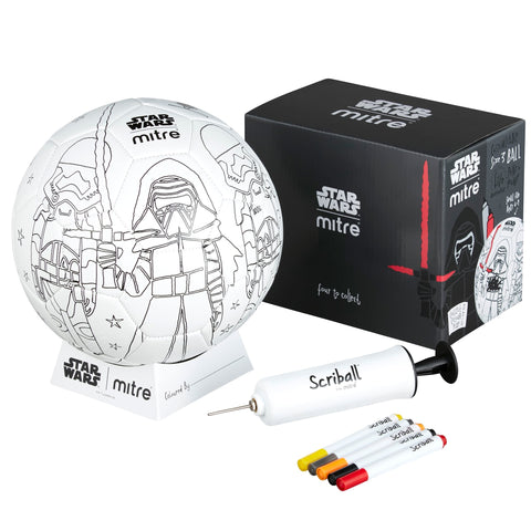 Star Wars Mitre Customisable Mini Football