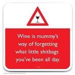 Mummys way coaster