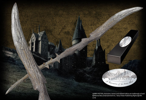 Death eater thorn wand