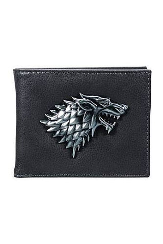 GOT Stark boxed wallet