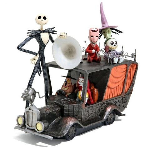 Mayors terror triumphant car figurine