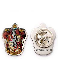 Gryffindor House Crest Pin Badge