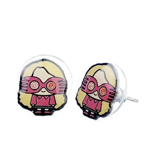 Luna Lovegood Chibi Stud Earrings