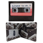 GOTG2 mix tape wallet