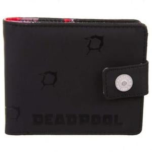 Deadpool twelve bullets wallet