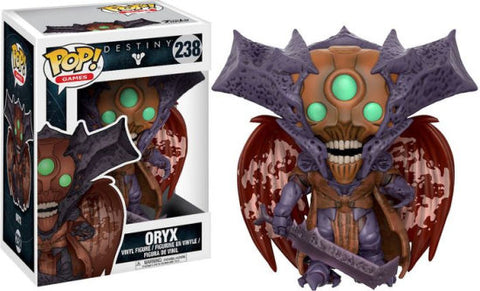 Destiny Oryx std pop