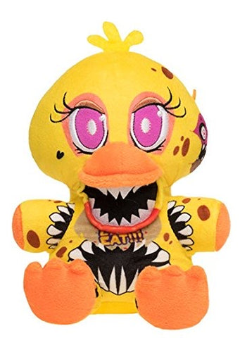 FNAF Twisted Chica plush
