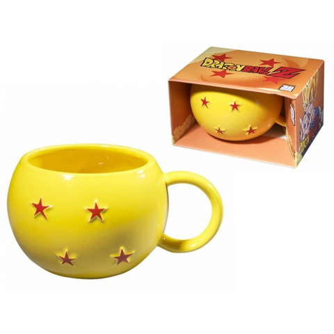 Dragon Ball Z 3d mug