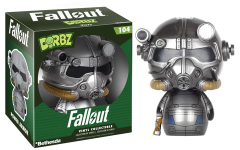 Fallout Dorbz Exclusive