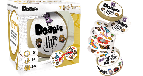 Harry Potter Dobble Game