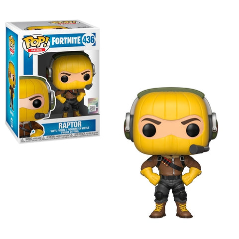 Fortnite Raptor Pop Vinyl
